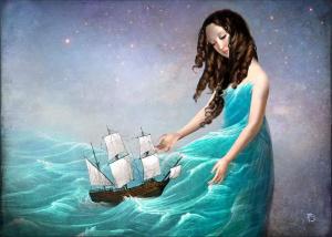 morje v meni